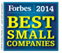 Forbes Best Small Companies 2014